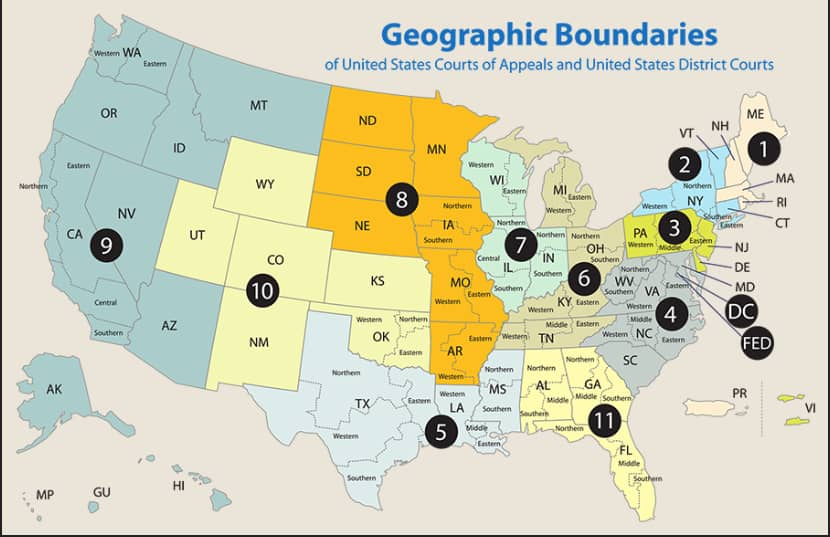 US_Court_of_Appeals_and_District_Court_map