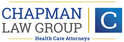 The Logo for Chapman Law Group.