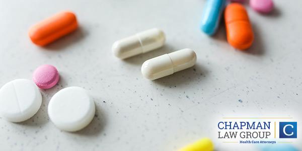 Various Prescription Pills and Capsules